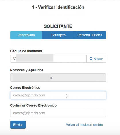 apostillar documentos en venezuela