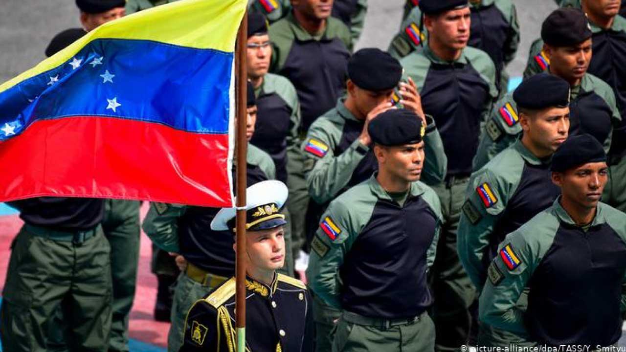 Inscripcion militar Venezuela